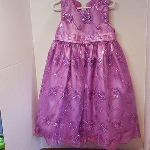 3/$30Disney Princess pretty in purple dress